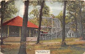 amp035032 - Springfield, Ohio, OH, USA Postcard