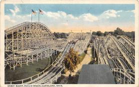 amp035045 - Cleveland, Ohio, OH, USA Postcard