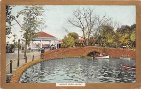amp038022 - Willow Grove Park, Pennsylvania, PA, USA Postcard