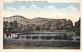 amp038040 - Willow Grove Park, Pennsylvania, PA, USA Postcard