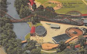 amp038041 - Hershey, Pennsylvania, PA, USA Postcard