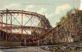 amp038043 - Erie, Pennsylvania, PA, USA Postcard