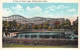 amp038046 - Willow Grove Park, Pennsylvania, PA, USA Postcard
