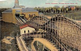 amp038049 - Willow Grove Park, Pennsylvania, PA, USA Postcard