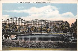amp038051 - Willow Grove Park, Pennsylvania, PA, USA Postcard