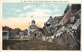amp038052 - Willow Grove Park, Pennsylvania, PA, USA Postcard
