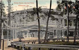 amp038055 - Allentown, Pennsylvania, PA, USA Postcard