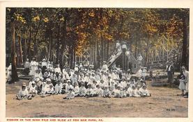 amp038064 - Pen Mar Park, Pennsylvania, PA, USA Postcard
