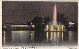 amp038067 - Willow Grove Park, Pennsylvania, PA, USA Postcard
