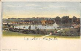 amp038068 - Willow Grove Park, Pennsylvania, PA, USA Postcard
