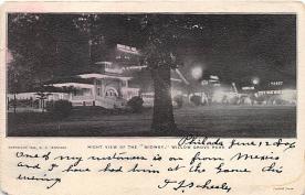 amp038069 - Willow Grove Park, Pennsylvania, PA, USA Postcard