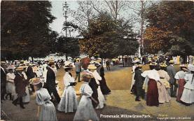 amp038072 - Willow Grove Park, Pennsylvania, PA, USA Postcard