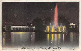 amp038077 - Willow Grove Park, Pennsylvania, PA, USA Postcard