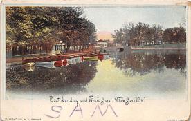amp038082 - Willow Grove Park, Pennsylvania, PA, USA Postcard