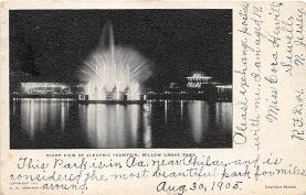 amp038083 - Willow Grove Park, Pennsylvania, PA, USA Postcard