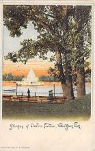 amp038084 - Willow Grove Park, Pennsylvania, PA, USA Postcard