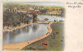 amp038113 - Willow Grove Park, Pennsylvania, PA, USA Postcard