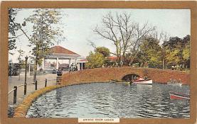 amp038114 - Willow Grove Park, Pennsylvania, PA, USA Postcard