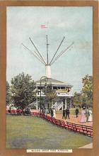 amp038115 - Willow Grove Park, Pennsylvania, PA, USA Postcard