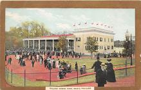 amp038116 - Willow Grove Park, Pennsylvania, PA, USA Postcard