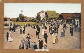 amp038119 - Willow Grove Park, Pennsylvania, PA, USA Postcard