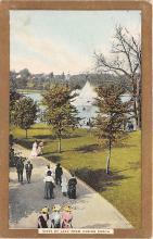 amp038121 - Willow Grove Park, Pennsylvania, PA, USA Postcard