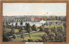 amp038122 - Willow Grove Park, Pennsylvania, PA, USA Postcard