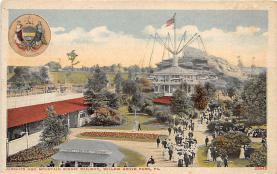 amp038124 - Willow Grove Park, Pennsylvania, PA, USA Postcard