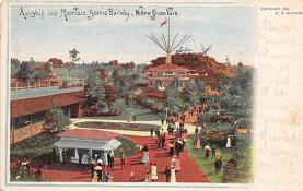 amp038133 - Willow Grove Park, Pennsylvania, PA, USA Postcard