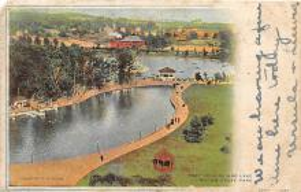 amp038134 - Willow Grove Park, Pennsylvania, PA, USA Postcard