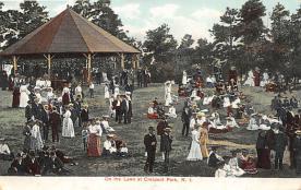 amp039008 - Crescent Park, Rhode Island, RI, USA Postcard