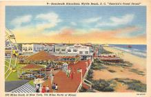 amp040001 - Myrtle Beach, South Carolina, SC, USA Postcard