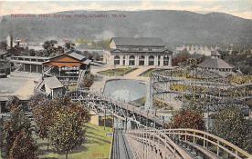 amp048003 - Chester, West Virginia, WV, USA Postcard