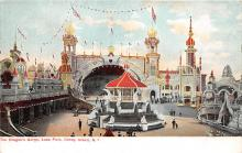 amp100013 - Amusement Park Postcard Post Card
