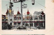 amp100019 - Amusement Park Postcard Post Card