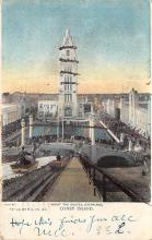 amp100053 - Amusement Park Postcard Post Card