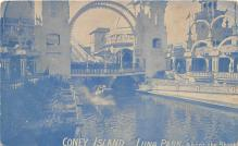 amp100061 - Amusement Park Postcard Post Card