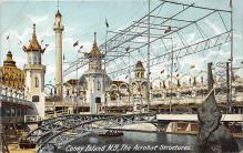 amp100074 - Amusement Park Postcard Post Card