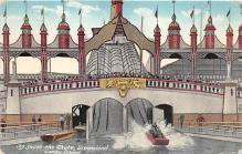 amp100084 - Amusement Park Postcard Post Card