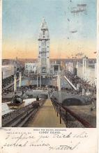 amp100090 - Amusement Park Postcard Post Card