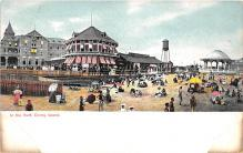 amp100109 - Amusement Park Postcard Post Card