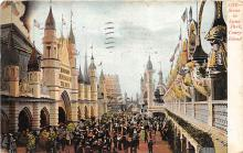 amp100118 - Amusement Park Postcard Post Card