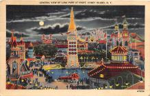 amp100130 - Amusement Park Postcard Post Card