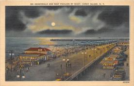 amp100142 - Amusement Park Postcard Post Card