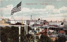 amp100147 - Amusement Park Postcard Post Card