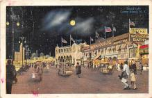 amp100151 - Amusement Park Postcard Post Card