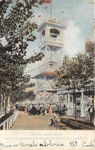 amp100159 - Amusement Park Postcard Post Card