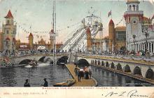 amp100165 - Amusement Park Postcard Post Card