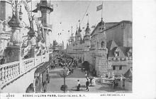 amp100189 - Amusement Park Postcard Post Card