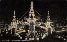 amp100198 - Amusement Park Postcard Post Card
